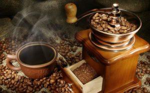 Исторические факты возникновения кофе