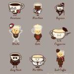 О различных видах кофе